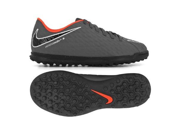 Laste jalgpallijalatsid Nike Hypervenom PhantomX 3 Club TF Jr AH7298-081