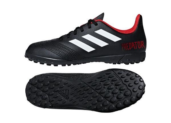 Laste kunstmuru jalgpallijalatsid Adidas Predator Tango 18.4 TF Jr