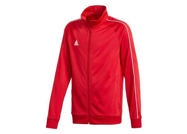 Lasten treenitakki Adidas Core 18 PES Jr