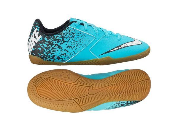 Laste saali jalgpallijalatsid Nike Bombax IC Jr 826487-410