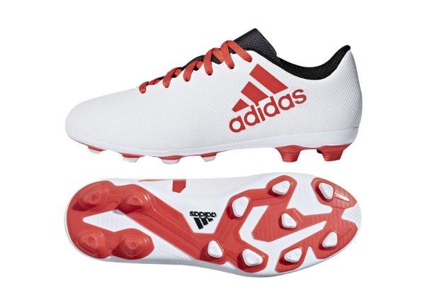Laste jalgpallijalatsid Adidas X 17.4 FxG Jr