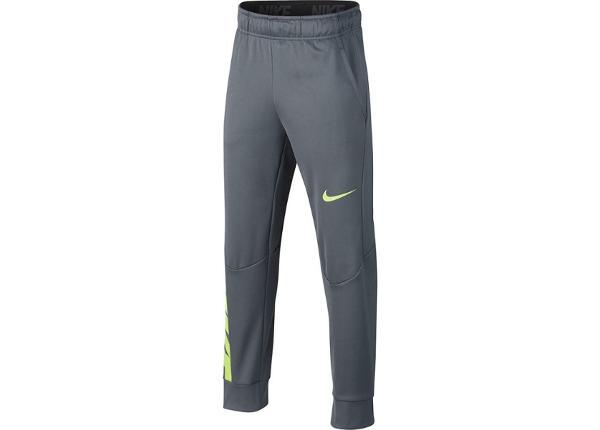 Lasten verryttelyhousut Nike Therma Pant GFX Junior 909082-065