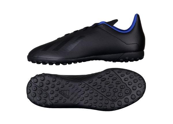 Lasten jalkapallokengät tekonurmelle Adidas X 18.4 TF Jr
