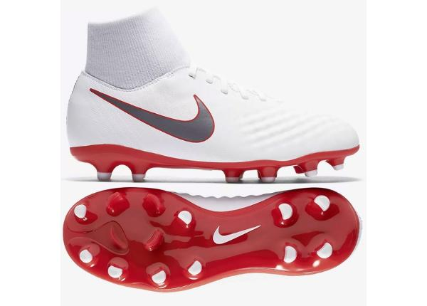 Laste jalgpallijalatsid Nike Magista Obra 2 Academy DF FG Jr AH7313-107
