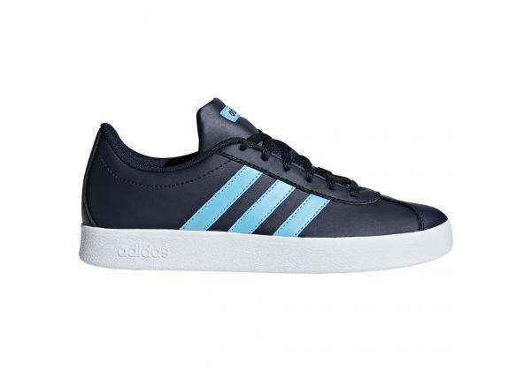 Laste vabaajajalatsid Adidas VL Court 2.0 K Jr