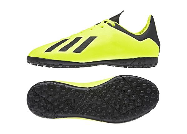 Laste jalgpallijalatsid Adidas X Tango 18.4 TF Jr