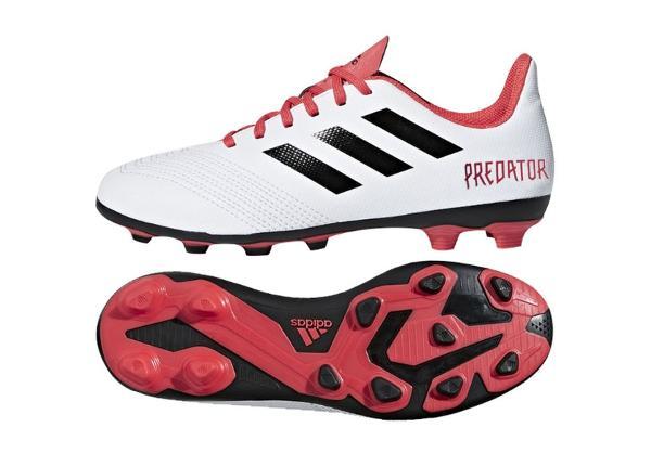 Детские футбольные бутсы Adidas Predator 18.4 FxG Jr