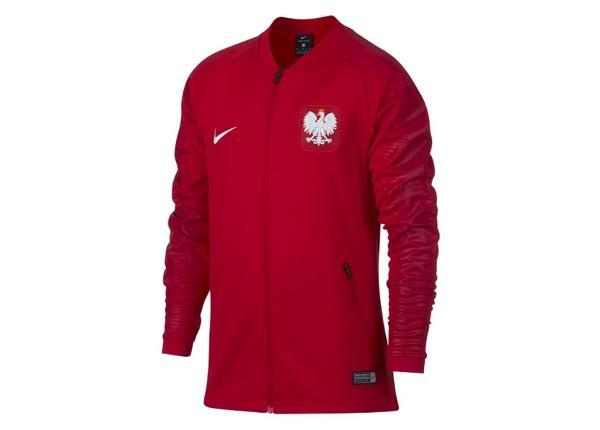 Детская толстовка Nike Polska Anthem Jr