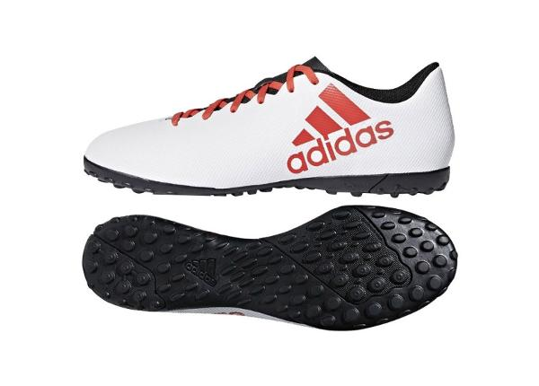 Laste jalgpallijalatsid Adidas X Tango 17.4 TF Jr