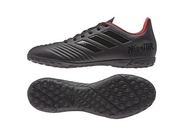 Laste kunstmuru jalgpallijalatsid Adidas Predator 19.4 TF M