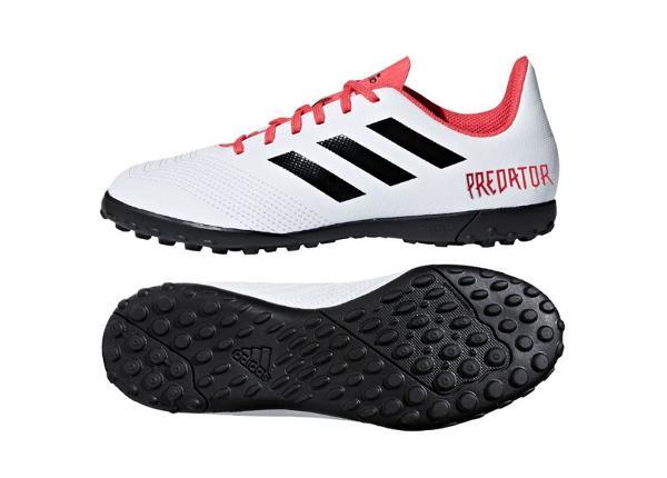 Laste jalgpallijalatsid Adidas Predator Tango 18.4 TF Jr
