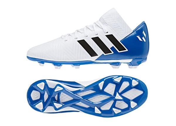 Laste muru jalgpallijalatsid Adidas Nemeziz Messi 18.3 FxG Jr