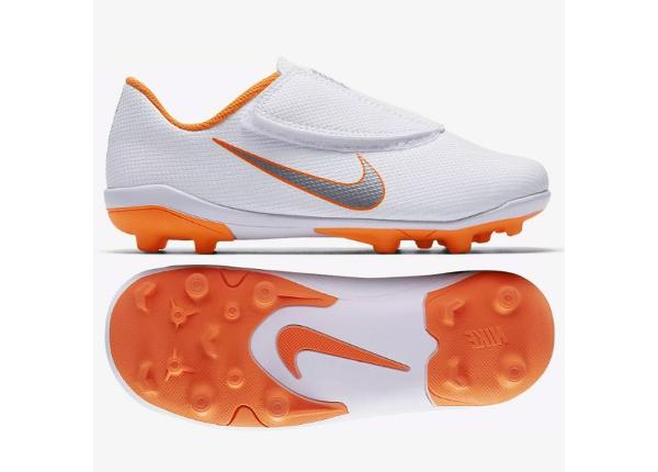 Laste jalgpallijalatsid Nike Mercurial Vapor 12 Club PS V MG Jr