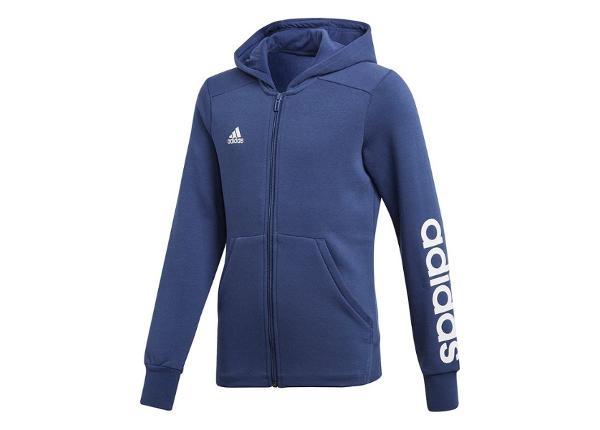 laste dressipluus Adidas Essentials 3-Stripes Mid Jr