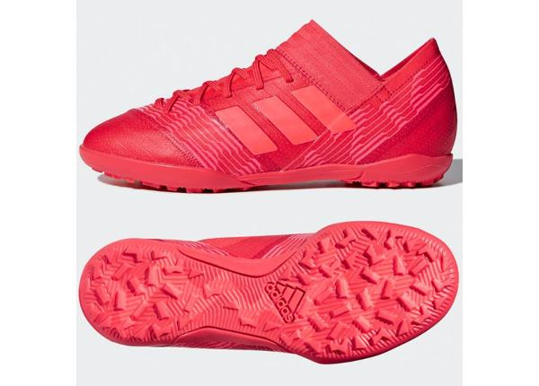 Laste jalgpallijalatsid Adidas Nemeziz Tango 17.3 TF Jr