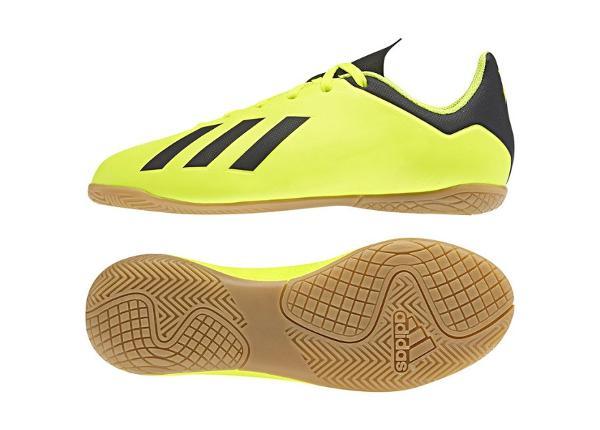 Laste jalgpallijalatsid Adidas X Tango 18.4 IN Jr