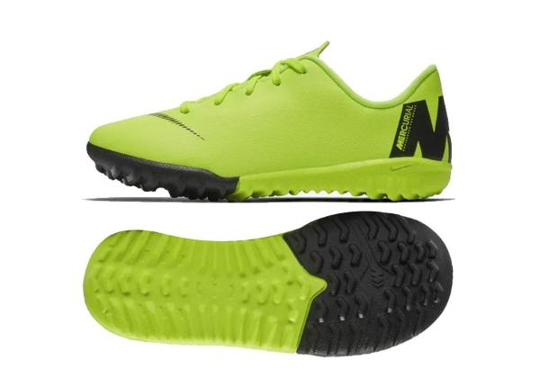Lasten jalkapallokengät tekonurmelle Nike Mercurial VaporX 12 Academy TF Jr