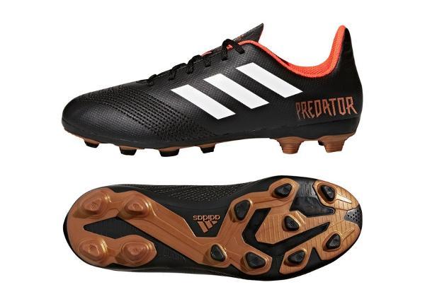 Laste jalgpallijalatsid Adidas Predator 18.4 FxG Jr