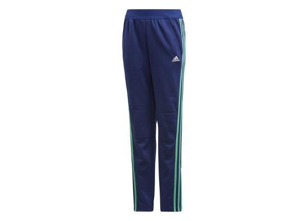 Lasten verryttelyhousut Adidas YB F Striped PS Junior