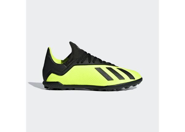 Laste kunstmuru jalgpallijalatsid Adidas X Tango 18.3 TF Jr