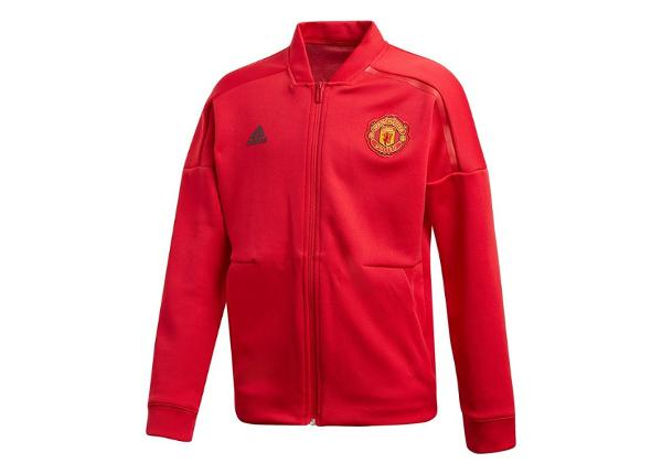 Laste dressipluus Manchester United Adidas Z.N.E. Jr