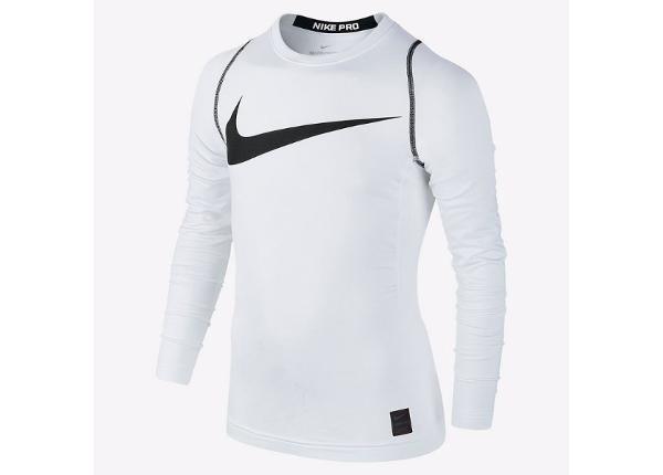 Lasten kompressiopaita Nike NP HPRWM TOP LS HBR Jr