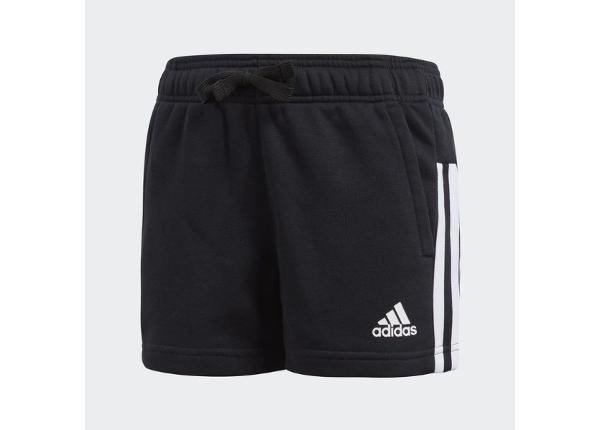 Lasten shortsit Adidas YG 3S Short Jr