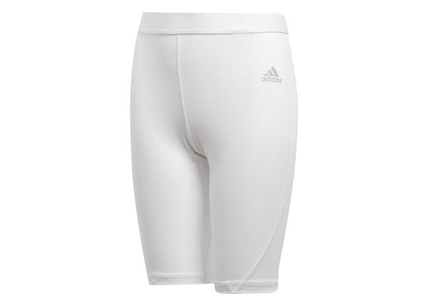 Lasten jalkapalloshortsit Adidas ASK Short Tight Jr