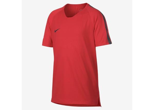 Lasten t-paita Nike Breathe Squad TOP SS 18 Jr