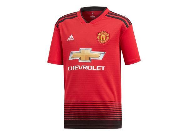 Laste jalgpallisärk Adidas Manchester United Jr