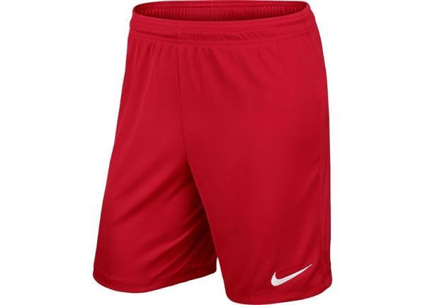 Lasten jalkapalloshortsit Nike Park II Jr