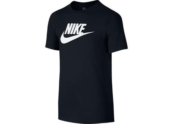 laste vabaajasärk Nike CTN Crew Fut Icon TD Tee Junior 739938-019