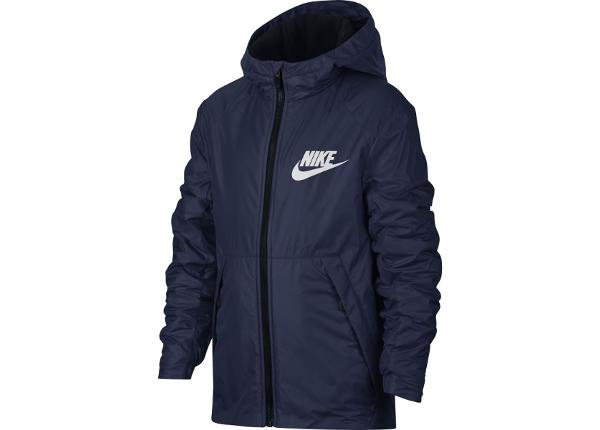 Lasten talvitakki Nike Sportswear Lined Fleece Jr