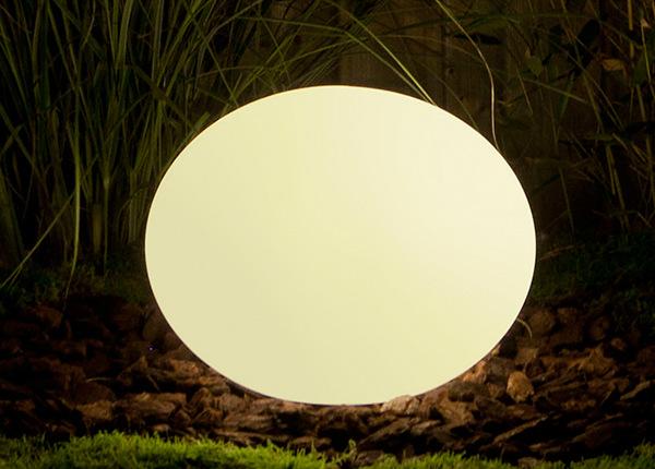 Садовый светильник Oval