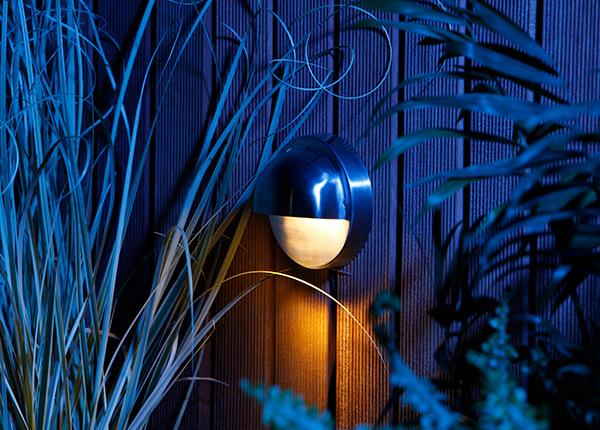 Уличный настенный светильник Palm