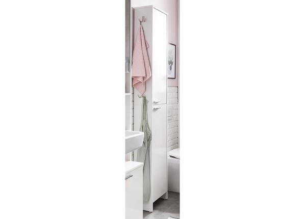 Korkea kylpyhuoneen kaappi Luis