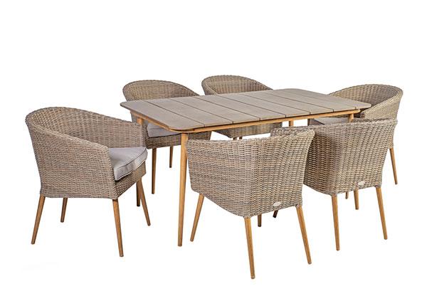 Комплект садовой мебели Norway