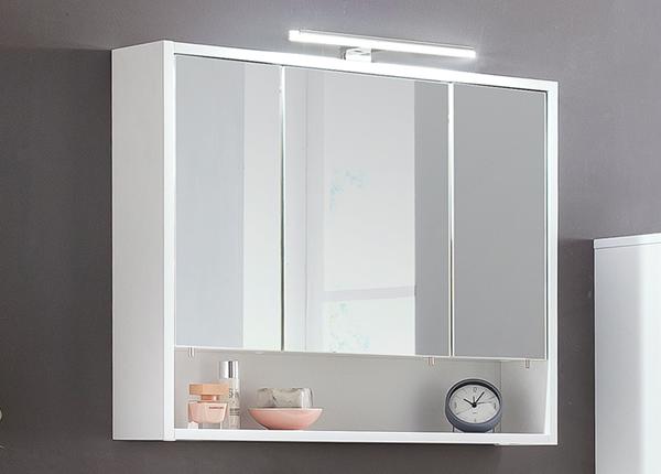 LED-valgustusega peegelkapp Kimi CD-166909