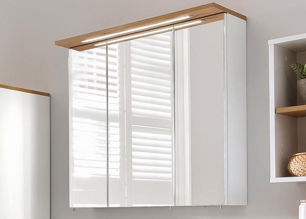 LED-valgustusega peegelkapp Padua