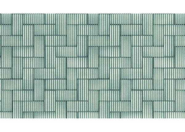 Kylpyhuoneen matto 65x180cm