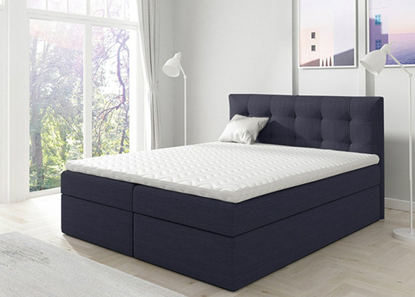 Континентальная кровать с ящиком 180x200 cm