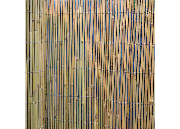 Бамбуковый забор в рулоне 1х5 м EV-167150