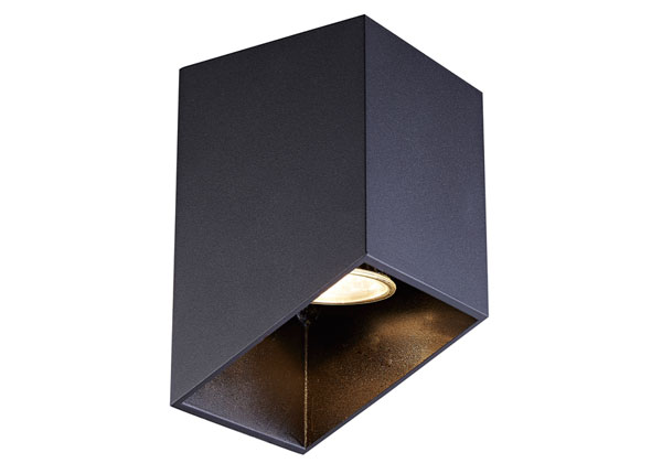 Kattovalaisin Quby Black A5-167184