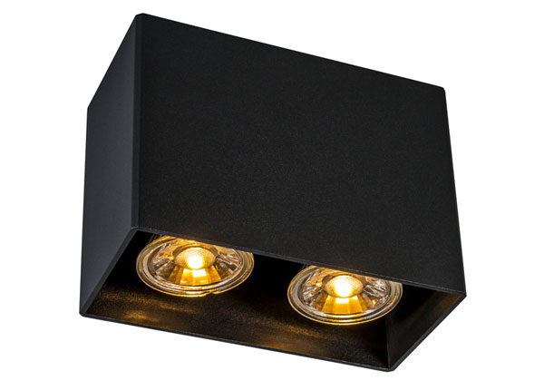 Kattovalaisin Ronbox Black A5-167186
