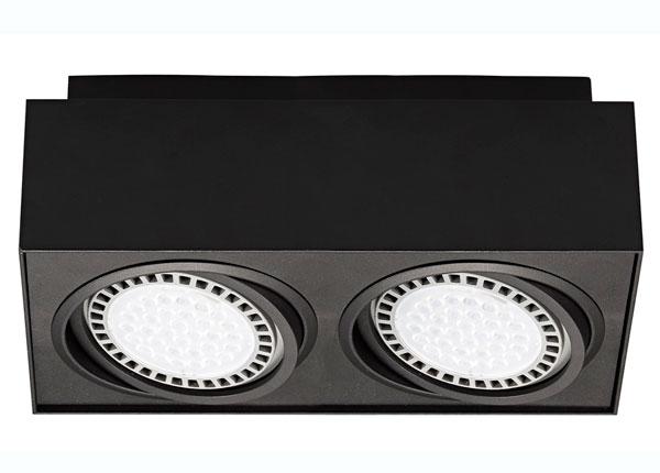 Kattovalaisin Boxy Black A5-167238