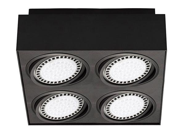 Kattovalaisin Boxy Black A5-167240