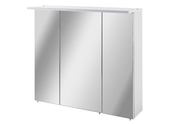 Зеркальный шкаф с LED-освещением Profil 16