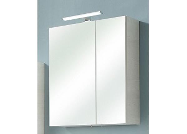 LED-valgustusega peegelkapp Amora 60 cm