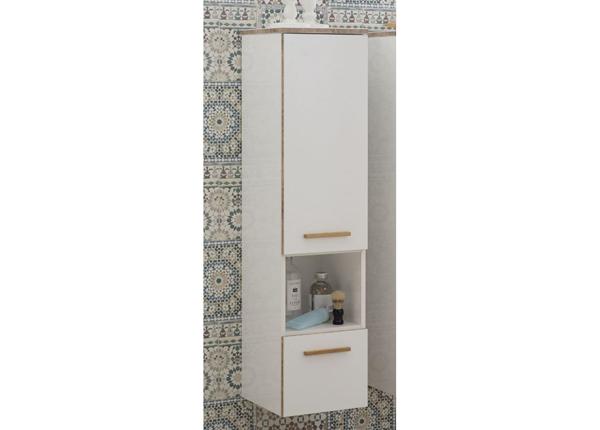 Высокий шкаф в ванную Burgas