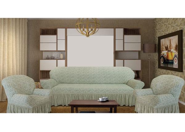 Sohvan- ja nojatuolin päälliset AÄ-167497